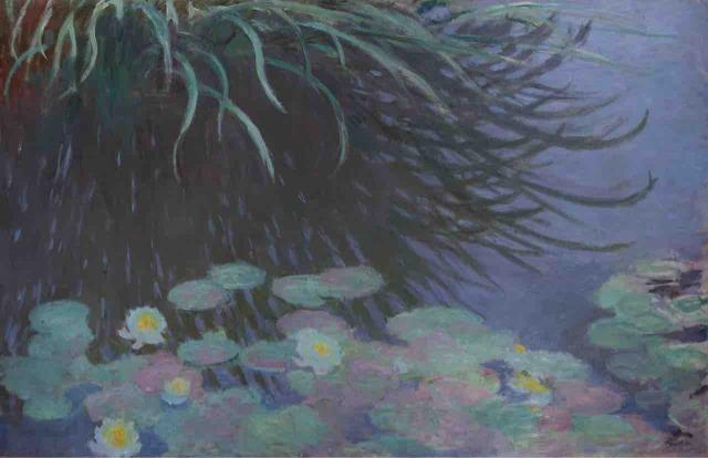 1s500クロード・モネ《睡蓮、水草の反映》(1914-17年頃).jpg