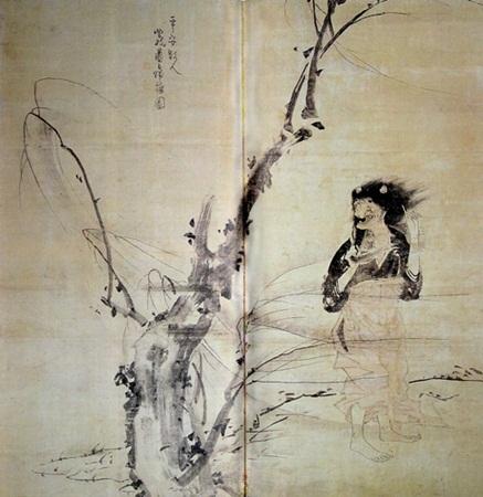 4曽我蕭白 (柳下鬼女図屏風).jpg