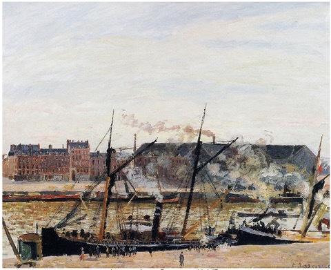 s500_Z_ルーアンの波止場<Camille Pissarro>.jpg